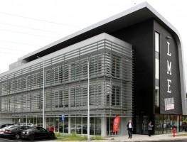 Les bureaux de Proxi-Info situés à La Louvière